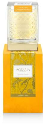 Agraria Golden Cassis Candle Set