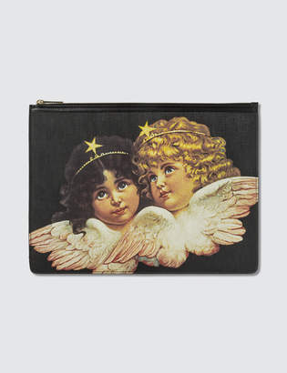 Fiorucci Angels Large Pouch