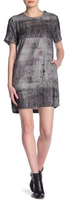 Kenneth Cole New York Short Sleeve Dress