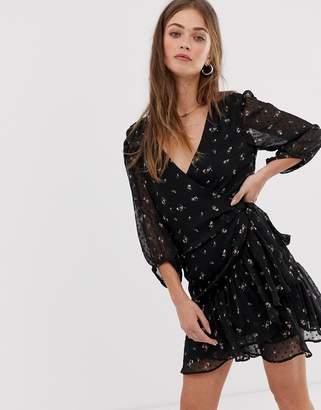 AllSaints Jade aster mini dress