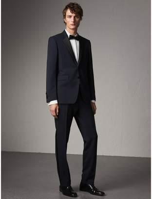 Burberry Modern Fit Virgin Wool Half-canvas Tuxedo