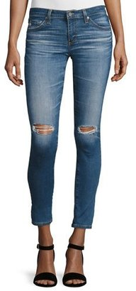 AG The Legging Ankle Skinny Jeans, 17 Years Rovin $235 thestylecure.com