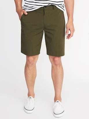 "Old Navy Slim Built-In Flex Ultimate Dry-Quick Shorts for Men (10"")"