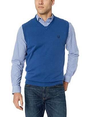 Chaps Men's Classic Fit V-Neck Sweater Vest