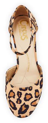Sam Edelman Joelle Leopard-Print Pumps