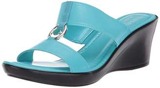Easy Street Shoes Tuscany Women's Calla Wedge Sandal
