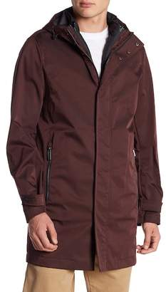 Ted Baker 3-in-1 Vest & Hooded Coat