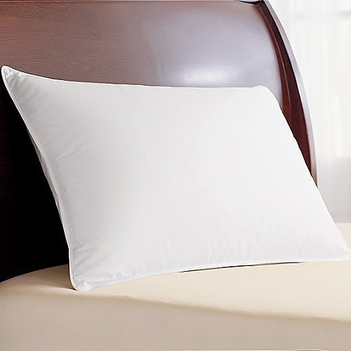 White Goose Down Pillow by Charisma