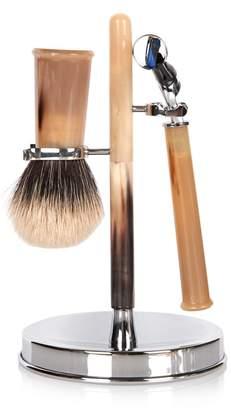 LORENZI MILANO Horn shaving set