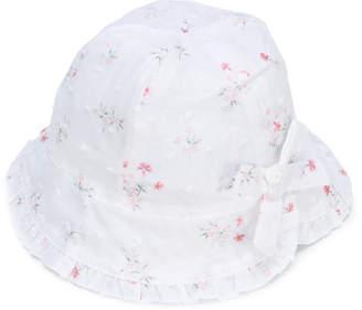 Tartine et Chocolat floral print hat