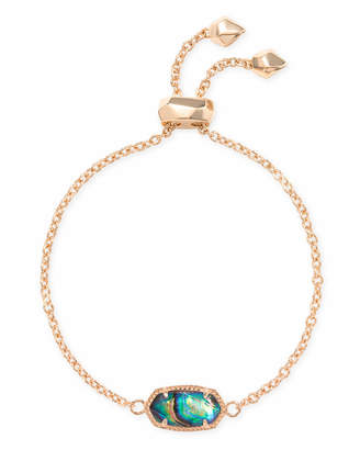 Kendra Scott Elaina Rose Gold Chain Bracelet