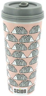 Scion Spike The Hedgehog Travel Mug, Multi, 480ml