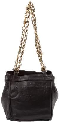 Gianni Versace Leather Handbag