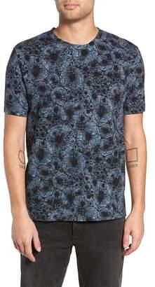 Treasure & Bond Regular Fit Print T-Shirt