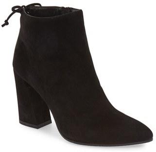 Stuart Weitzman 'Grandiose' Pointy Toe Boot $525 thestylecure.com