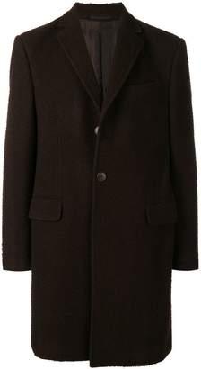 Ermenegildo Zegna boxy single-breasted coat