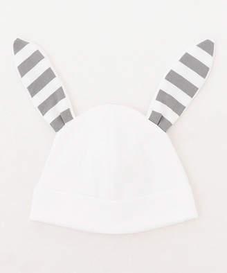 agnès b. (アニエス ベー) - [agnes b. ENFANT] ベビー帽子(耳付き)