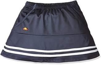 Ellesse (エレッセ) - (エレッセ) ellesse テニスウェア TEAMスカート ETS2750L [ジュニア] ETS2750L NY ネイビー 150