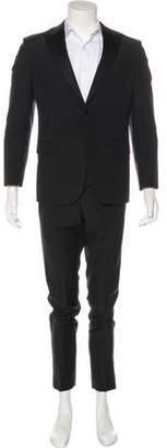 Valentino Wool & Mohair Tuxedo
