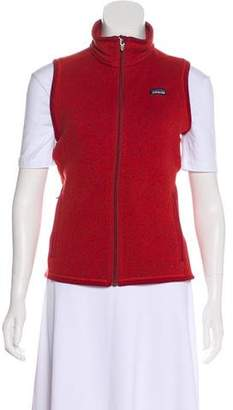 Patagonia Zip-Up Knit Vest
