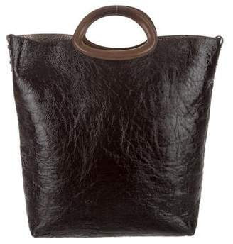 Marni Patent Leather Tote Bag