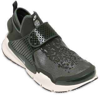 Stone Island Sock Dart Mid Top Sneakers 12