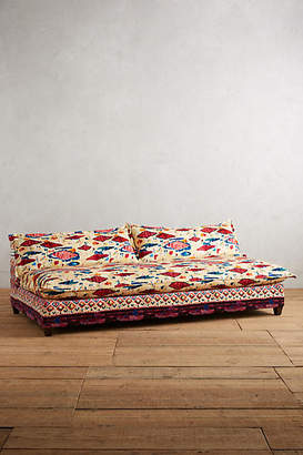 Anthropologie Medina-Printed Tassa Sofa