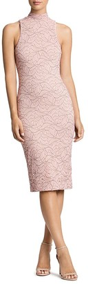 Dress the Population Norah Lace Sheath Dress $216 thestylecure.com