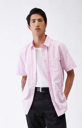 Obey Norris Short Sleeve Button Up Shirt