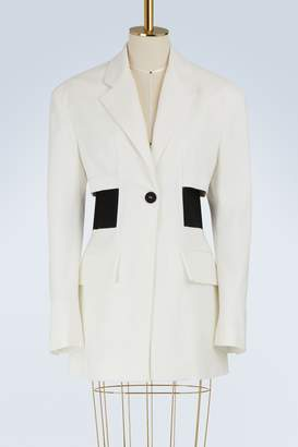 Proenza Schouler One button jacket