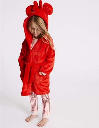 Marks and Spencer Minnie Mouse Dressing Gown (2-10 Years)