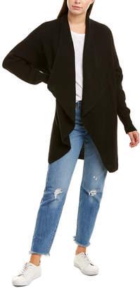 Splendid Draped Cardigan