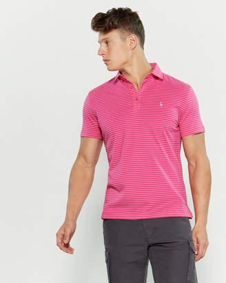 Tailorbyrd Stripe Polo