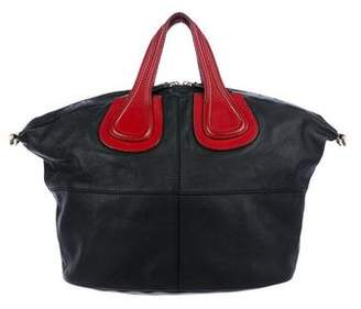 Givenchy Colorblock Leather Tote