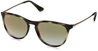 Ray-Ban Junior Girls' 0rj9060s Non-Polarized Iridium Round Sunglasses
