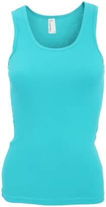 American Apparel Womens/Ladies Plain Sleeveless Tank Top/Vest (L)