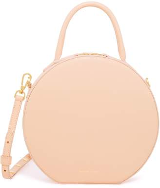 Mansur Gavriel Calf Circle Crossbody - Rosa