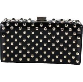 Prada Patent leather clutch bag