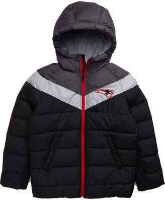 Nike NFL Logo New England Patriots Puffer Jacket