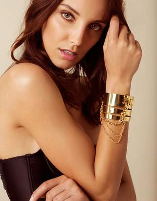 Agent Provocateur Jocasta Single Cuff Gold