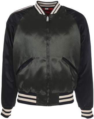 Gucci classic bomber jacket