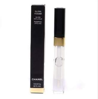 Chanel Gloss Volume Plumping Clear Lip Gloss 5.5