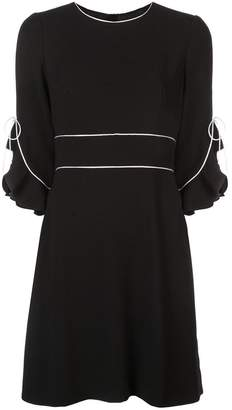 Paule Ka 3/4 sleeves dress