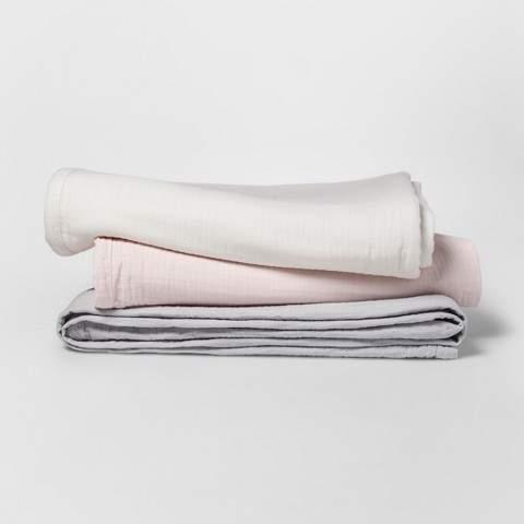 Gauze Bed Blanket