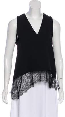 Marissa Webb Virgin Wool Sleeveless Top