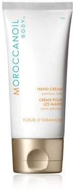 Moroccanoil Women's Hand Cream Fleur d'Oranger - Size 2.5 Oz.