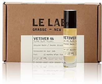 Le Labo Women's Vetiver 46 Liquid Balm