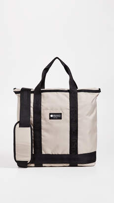 Le Sport Sac Montana Top Zip Tote with Padded Interior