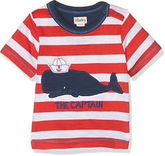 Hatley Baby Boys' TSWOCWH442 T-Shirt,6-9 Months