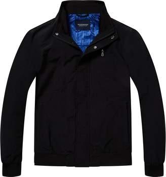 Scotch & Soda Men's Blauw Jacket